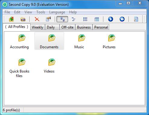 Second Copy 8.0.0.0 Main